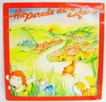 Hit Parade des Enfants - Record LP - Rela Song 1982
