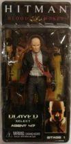 Hitman : Blood Money - Agent 47 (black suit) - NECA Player Select figure