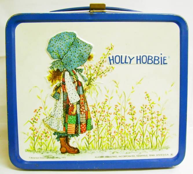 Holly Hobbie - Aladdin Industries Inc. - Lunch Box (Loose)