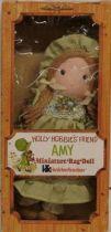 Holly Hobbie - Knickerbocker - Amy, Holly Hobbie\\\'s friend 8\\\'\\\' Stuffed Doll (Mint in Box)