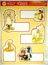 Holly Hobbie - School self-stick labels Libellia - 1 x self-stick labels set (A)