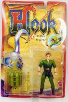 Hook - Mattel - Air Attack Peter Pan