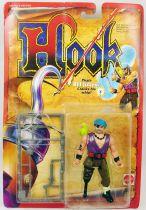 Hook - Mattel - Pirate Bill Jukes