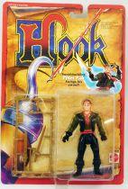 Hook - Mattel - Swashbuckling Peter Pan