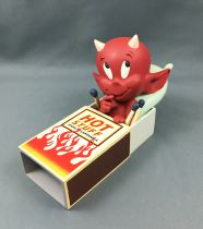 Hot Stuff (Harvey Comics) - Démons et Merveilles 7inch Resin Figure - Hot Stuff in Matchbox