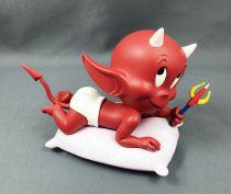 Hot Stuff (Harvey Comics) - Figurine Résine 18cm Démons et Merveilles - Hot Stuff Bébé