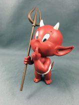 Hot Stuff (Harvey Comics) - Figurine Résine 18cm Démons et Merveilles - Hot Stuff hésitant