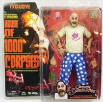 House of 1000 Corpses - Captain Spaulding (Pig Shirt version - Figurine Cult Classics
