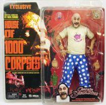 House of 1000 Corpses - Captain Spaulding (Pig Shirt version - Figurine Cult Classics