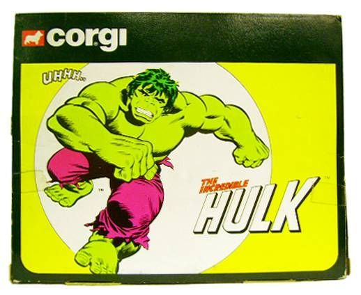 Hulk - Corgi ref. 264 - The Incredible Hulk (Mint in Box)