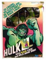 Hulk - Funstuf - The Incredible Hulk  with Rage Cage & Split-Away Shirt