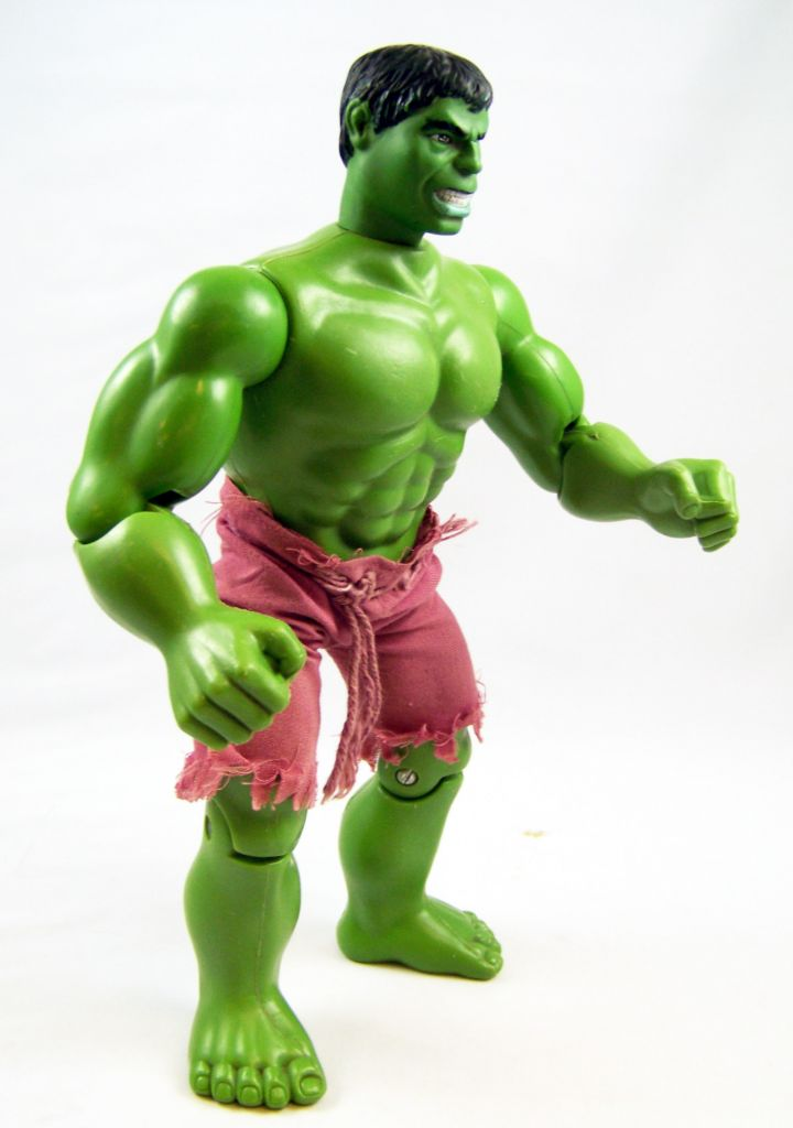 Hulk - Mego World\'s Greatest Super-Heroes - Hulk 30cm (Loose) 02