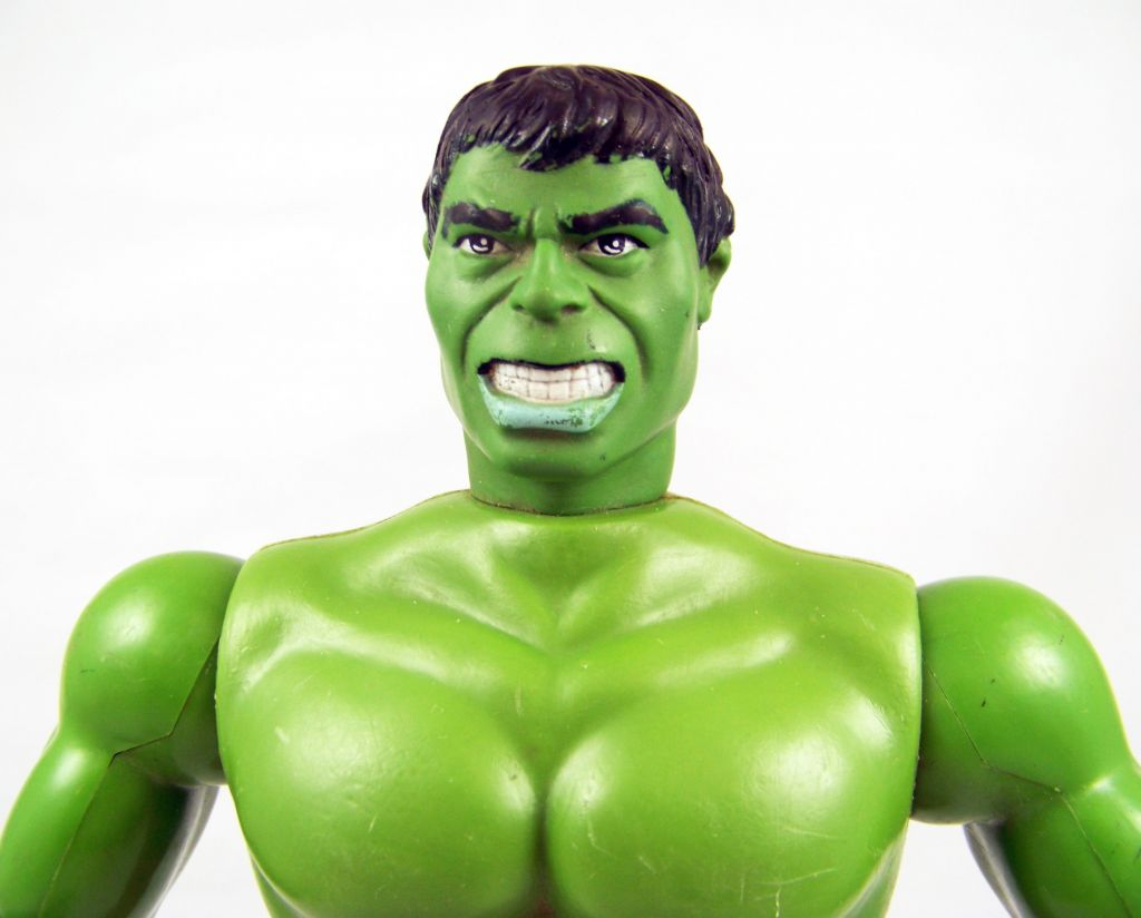 Hulk - Mego World\'s Greatest Super-Heroes - Hulk 30cm (loose) 05