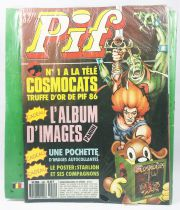 hundercats -  Pif Gadet n°939 + Panini Stickers collector book (mint)