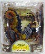 Hunter Water Clan Dragon (series 8)