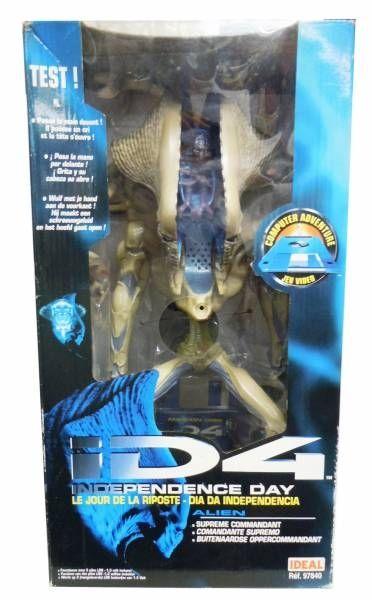 ID4 Independance Day - Ideal - Alien Supreme Commander