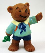 Ida Bohatta - Bully 1983 pvc figure - Little Bear with school bag