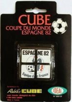 Ideal - Rubik\'s Cube - French World Cup 1982 Team