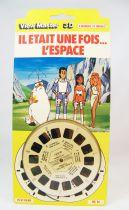 Il était une fois l\'espace - Pochette de 3 disques View Master 3D
