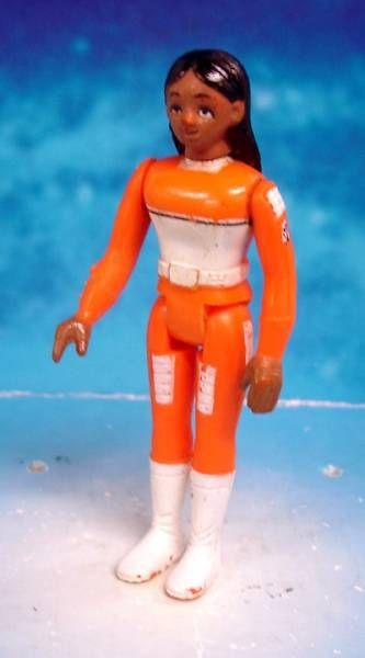 Il était une fois l\\\'espace - Psi Plastic Figure (loose)
