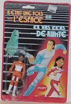 Il était une fois l\\\'espace - Psi Plastic Figure Mint on Card