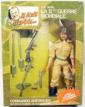 Il était une fois... La IIème Guerre Mondiale - Mego - Commando Australien