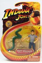 Indiana Jones - Hasbro - Kingdom of the Crystal Skull - Mutt Williams (with snake)
