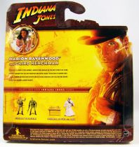 Indiana Jones - Hasbro - Raiders of the Lost Ark - Marion Ravenwood & Cairo Henchman