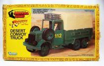 Indiana Jones - Kenner - Les Aventuriers de l\'Arche Perdue - Desert convoy truck 01