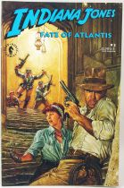 Indiana Jones & The Fate of Atlantis - Editions Dark Horse Comics 1991 - N°1 à 4