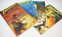 Indiana Jones & The Fate of Atlantis - Issues 1 to 4 - Dark Horse Comics 1991