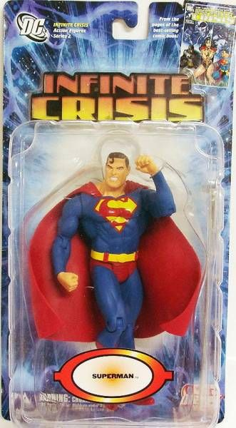 Infinite Crisis - Superman