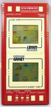 Inspector Gadget - Bandai Electronics - LCD Double Play game (loose)