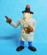 Inspector Gadget - Bandai PVC figure - Inspector Gadget with beacon (loose)