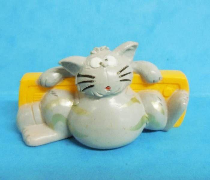 Inspector Gadget - Bandai PVC figure - Madcat (loose)