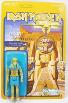 Iron Maiden - Super7 ReAction Figure - Pharaoh Eddie (Power Slave)
