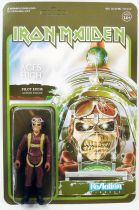 Iron Maiden - Super7 ReAction Figure - Pilot Eddie (Aces High)