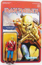 Iron Maiden - Super7 ReAction Figure - Soldier Eddie (The Trooper)