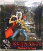 Iron Maiden Eddie \'\'Phantom of the Opera\'\' -  NECA figure