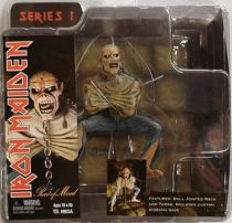Iron Maiden Eddie \'\'Piece of Mind\'\' - NECA figure