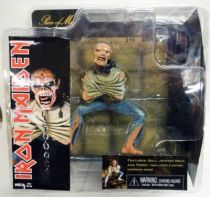 Iron Maiden Eddie \'\'Piece of Mind\'\' - NECA figure