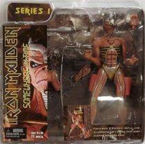 Iron Maiden Eddie \'\'Somewhere in Time\'\' - NECA figure