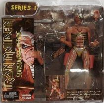 Iron Maiden Eddie \'\'Somewhere in Time\'\' - NECA figure