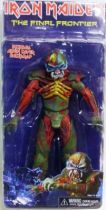 Iron Maiden Eddie \'\'The Final Frontier\'\' - NECA figure