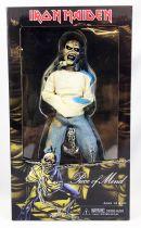 """Iron Maiden Eddie \""""Piece of Mind\"""" - figurine Retro NECA"""
