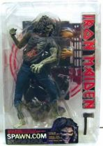 Iron Maiden Eddie the Killer - McFarlane figure