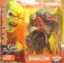 Iron Maiden Eddie the Trooper - McFarlane figure