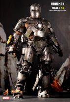 "Iron Man - Iron Man Mark I 2.0 - 12\"" figure Hot Toys Sideshow MMS 168"