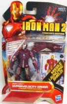 Iron Man 2 - Hasbro - #05 Iron Man Hypervelocity Armor