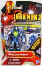 Iron Man 2 - Hasbro - #06 Iron Man Deep Dive Armor